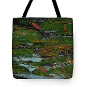 Rivers Edge Tote Bag