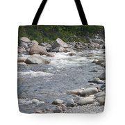 Rivers Of New Hampshire Tote Bag