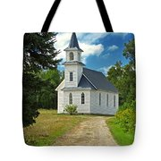 Riverside Presbyterian Church 1800s Tote Bag