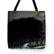 Riverside Tree Grove Tote Bag