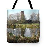 Riverside Walk - Burton On Trent Tote Bag
