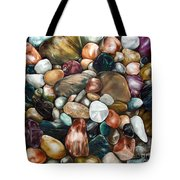 Riverstones I Tote Bag