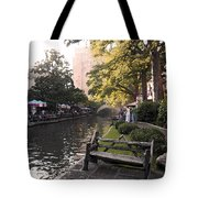 Riverwalk Iv Tote Bag