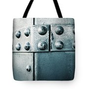 Riveted Pieces Of Iron Tote Bag