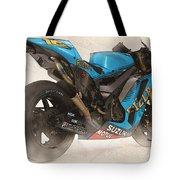 Rizla Suzuki Gsv - R Tote Bag