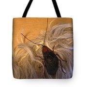 Roach Hair Clip Tote Bag