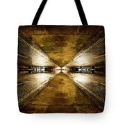 Road By Night Tote Bag