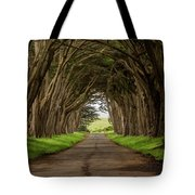 Road From The Station Tote Bag