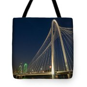 Road Into The City Tote Bag
