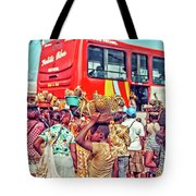 Road Market II Tote Bag