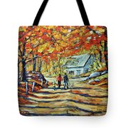 Road Of Life  Fine Art Tote Bag