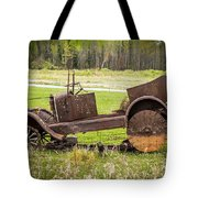 Road Side Art II Tote Bag