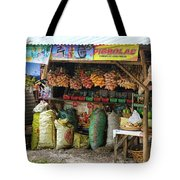 Road Side Store Philippines Tote Bag