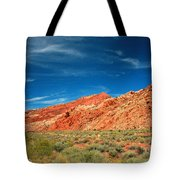 Road To Arches National Park Tote Bag
