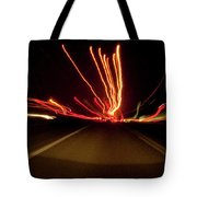 Road To Destiny Tote Bag
