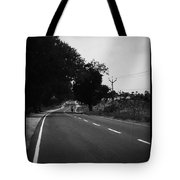 Road To Eternity Tote Bag