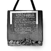 Road To Hana Study 02 Tote Bag