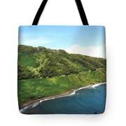 Road To Hana Tote Bag