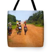 Road To Home Tote Bag