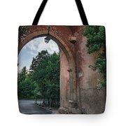 Road To Il Giardino Tote Bag