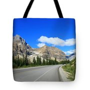 Road To Jasper Tote Bag