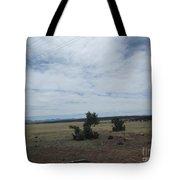 Road To More Desert Tote Bag