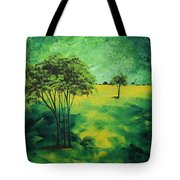 Road To Nowhere 1 By Madart Tote Bag