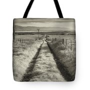 Road To Nowhere Tote Bag