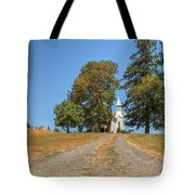 Road To Redemption Tote Bag