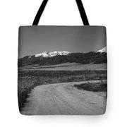 Road To Sangres Tote Bag