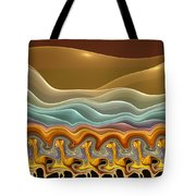 Roadrunner Races Tote Bag
