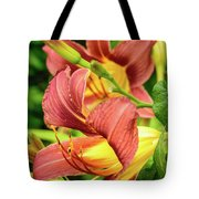 Roadside Lily Tote Bag