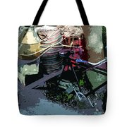 Roadside Stop Tote Bag