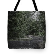 Roadway Fingers Lakes New York Area Pa 02 Tote Bag