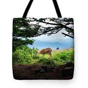 Roan Deer Tote Bag