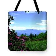Roan Mountain Rhododendron Gardens Tote Bag