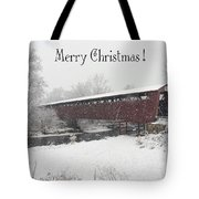 Roann Christmas Tote Bag