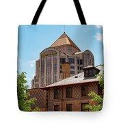 Roanoke Architecture Tote Bag