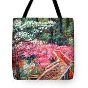 Roanoke Beauty Tote Bag