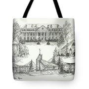 Roanoke College Tote Bag