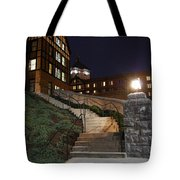 Roanoke Steps Tote Bag