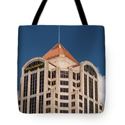 Roanoke Wells Fargo Bank Tote Bag