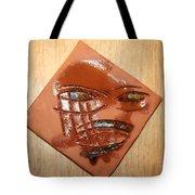 Roar - Tile Tote Bag