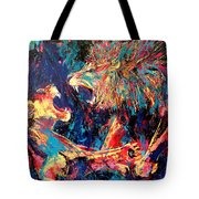 Roar Large Work Tote Bag
