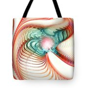 Roar Of A Dragon Tote Bag