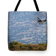 Rob Caster In Miss Diane 5x7 Aspect, Friday Morning Tote Bag