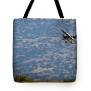 Rob Caster In Miss Diane, Friday Morning 16x9 Aspect Tote Bag