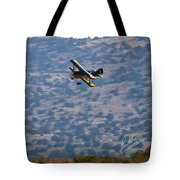 Rob Caster In Miss Diane, Friday Morning 16x9 Aspect Signature Edition Tote Bag