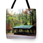 Robbers Shelter Tote Bag