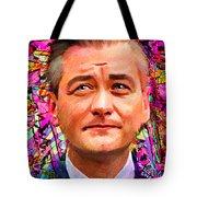 Robert Biedron Portrait 322a Tote Bag